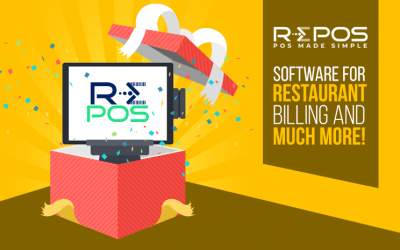 RePOS-Best Restaurant Billing Software in India & Much More!