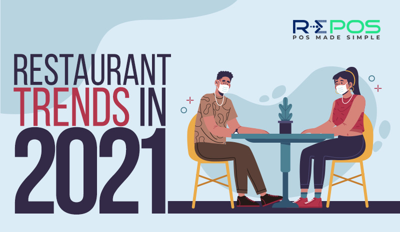 Restaurant Trends in 2021