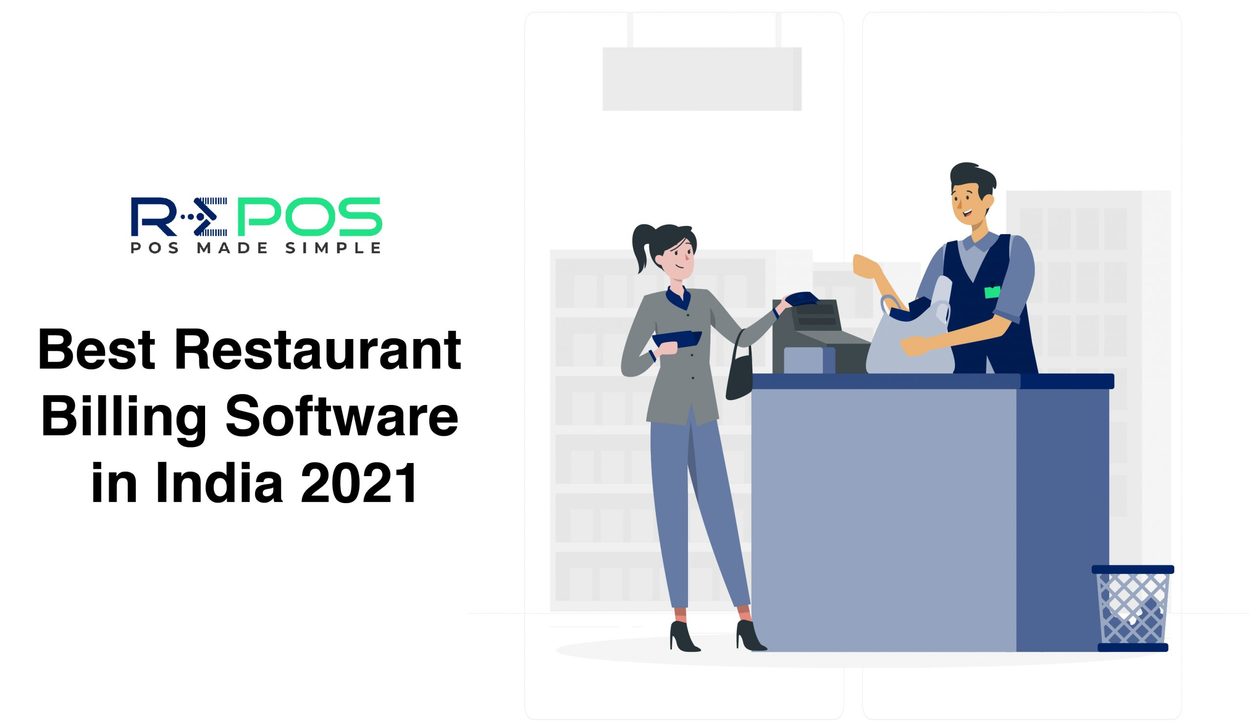 No.1 Best Restaurant Billing Software in India 2021