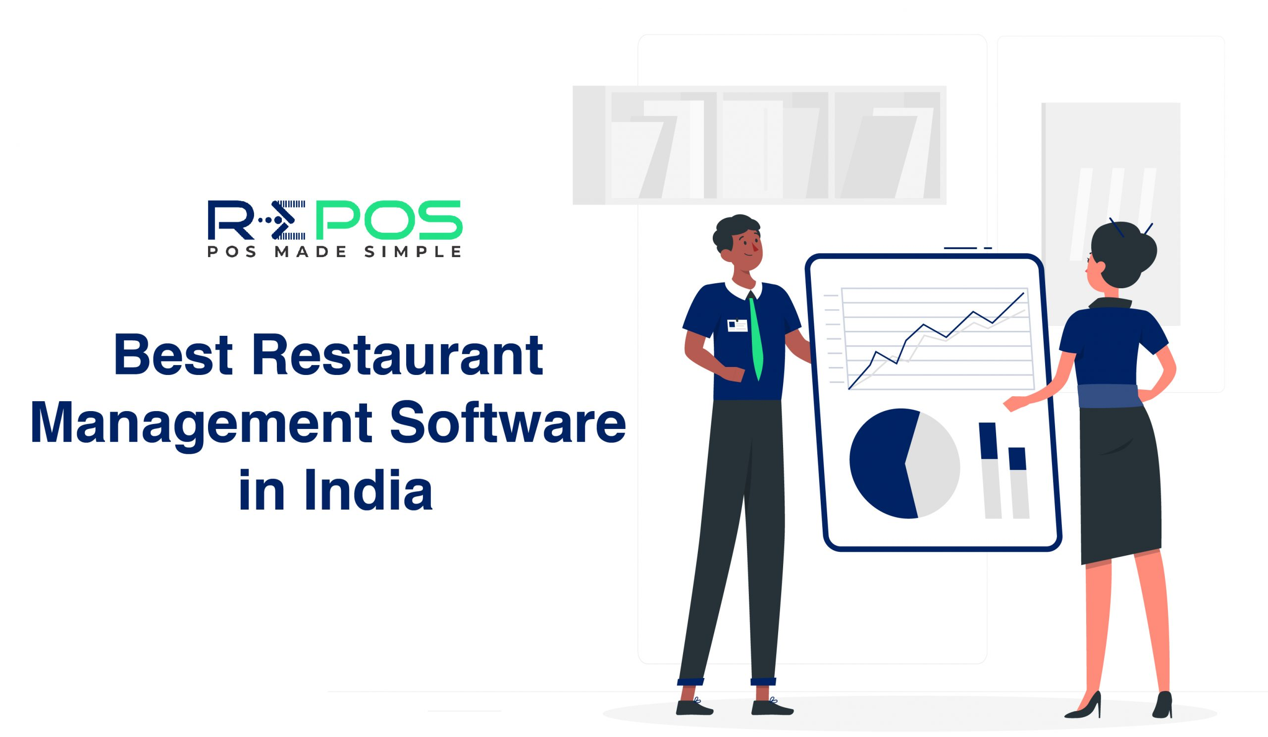 RePOS No.1 Best Restaurant Management Software in India