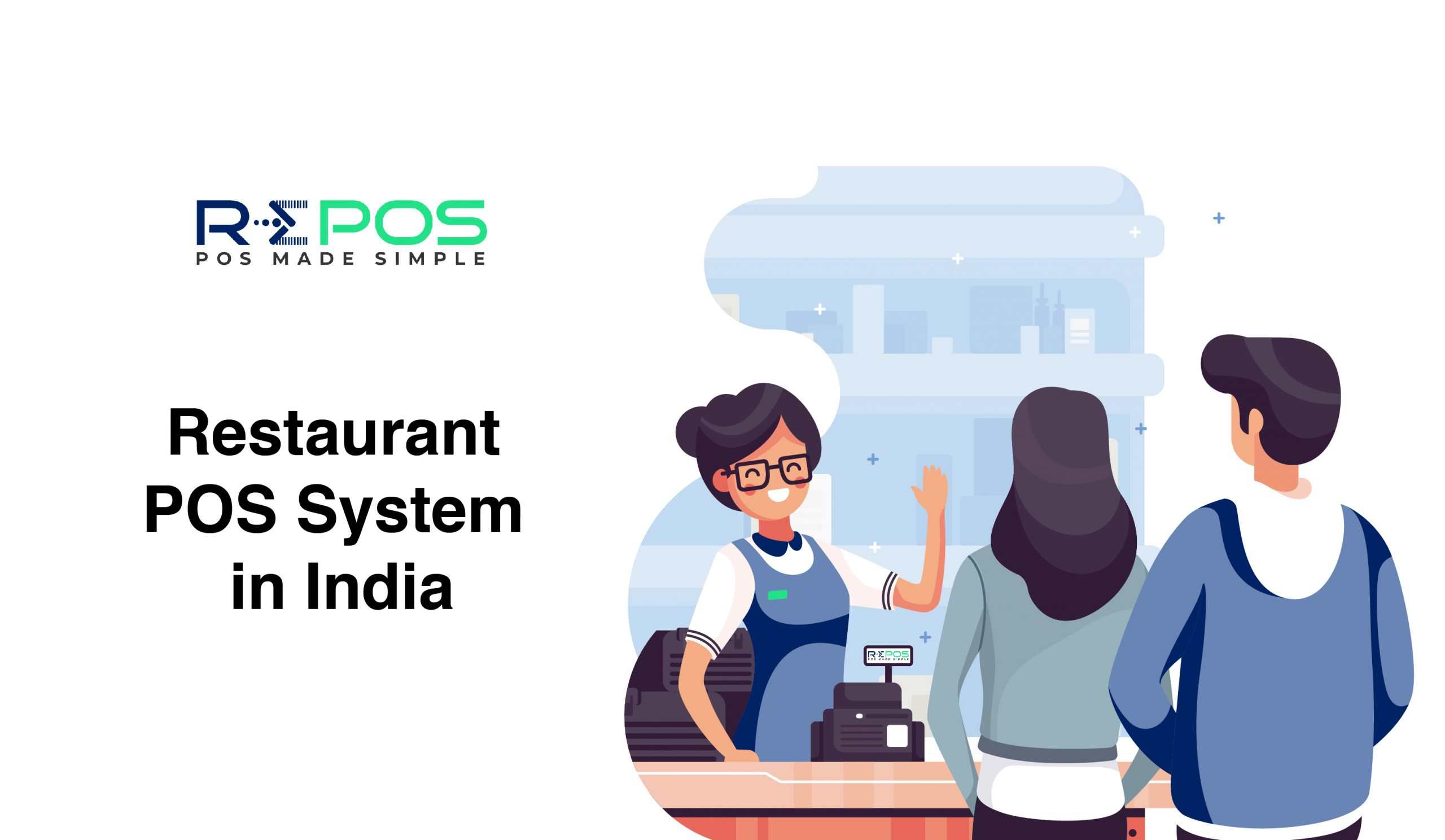 RePOS Restaurant POS System in India