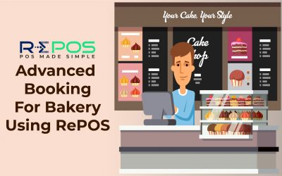 Advance ordering for Bakery using RePOS Software